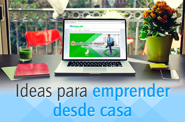 ideas para hacer home office