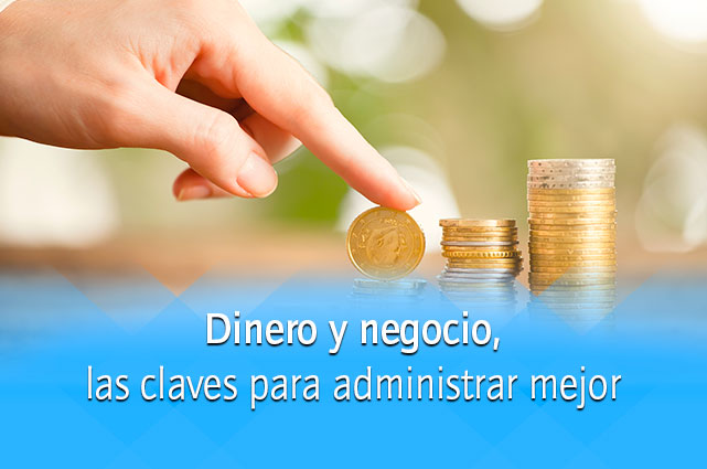 administrar dinero