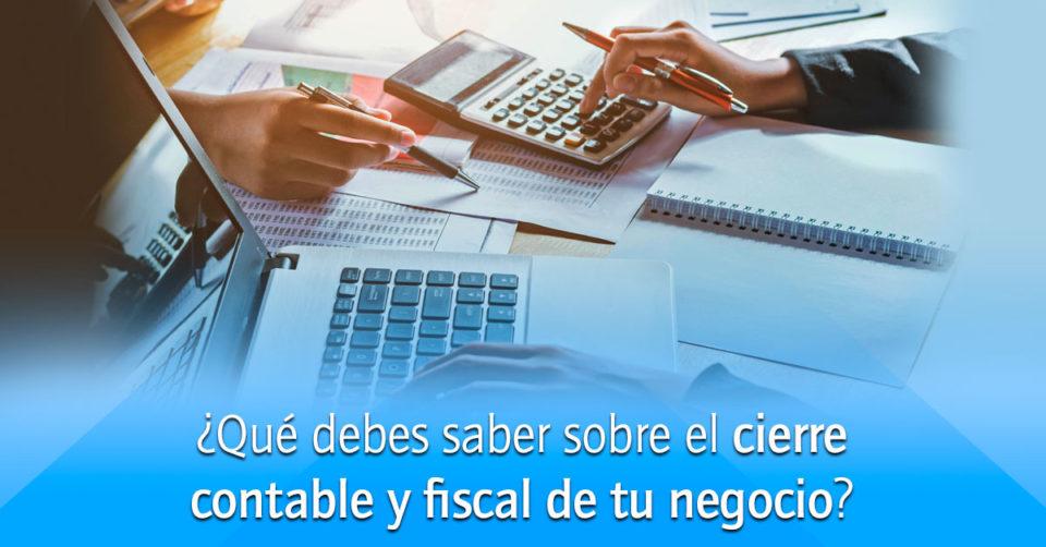 4 consejos para evitar errores en tu cierre contable y fiscal - Mi ...