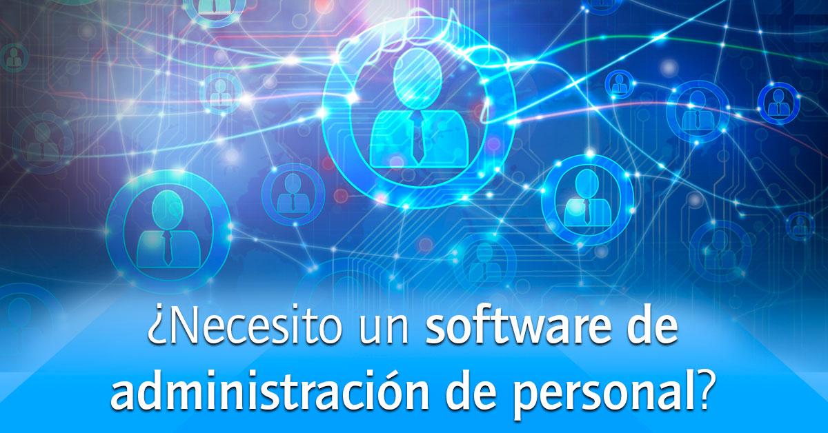 Sistema de administración de personal