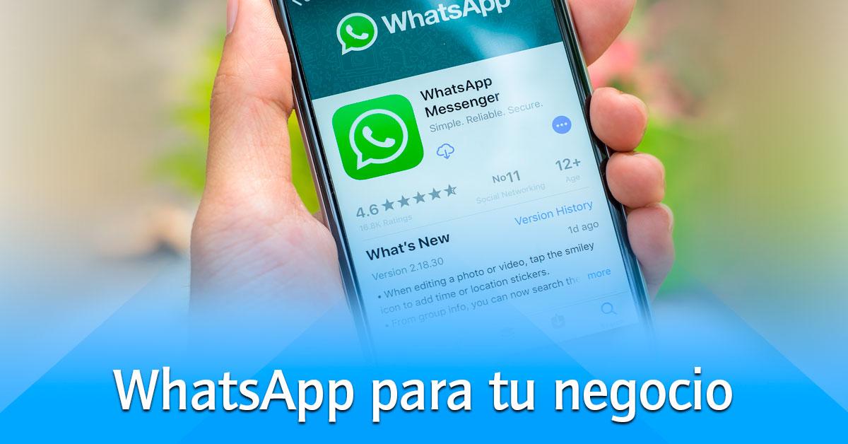 whatsapp del trabajo