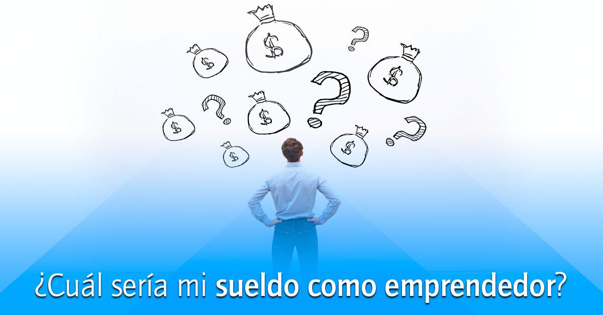 tu salario como emprendedor