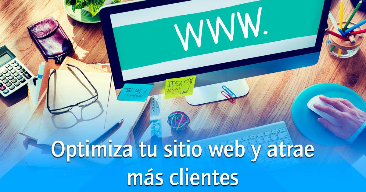 ¿Qué debe tener mi página web?